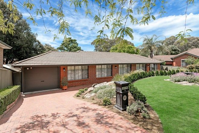Picture of 9 Ainsley Court, ATHELSTONE SA 5076