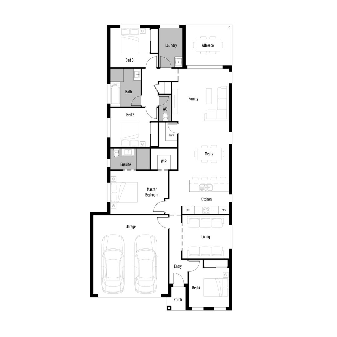 Lot 22 Sutherland Street, Gleneagle QLD 4285, Image 1