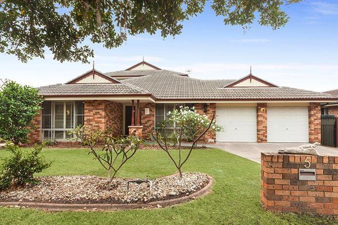 Picture of 5 Sanctuary  Place, BATEAU BAY NSW 2261