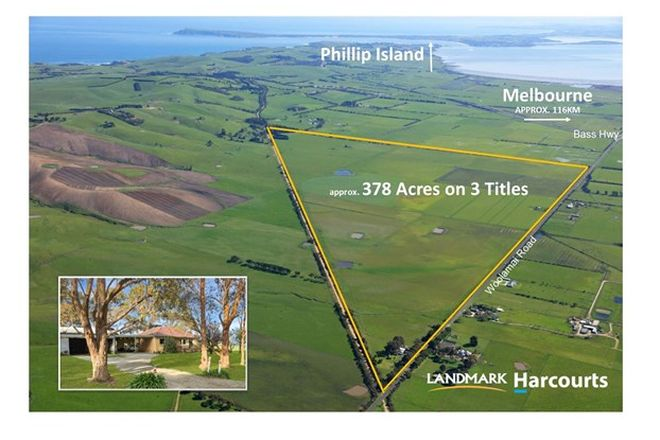 Picture of WOOLAMAI VIC 3995