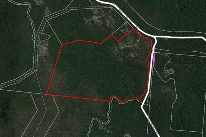 Picture of 4163 Black Mountain Road, JULATTEN QLD 4871