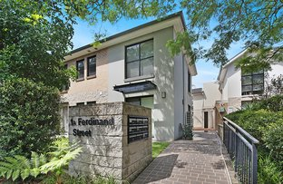 Picture of 15/1A Ferdinand Street, Hunters Hill NSW 2110
