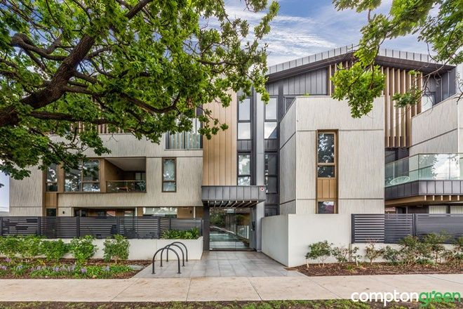 Picture of 205/46 Fehon Street, YARRAVILLE VIC 3013