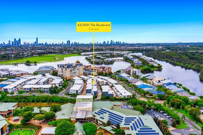 Picture of 43/3031 The Boulevard, CARRARA QLD 4211