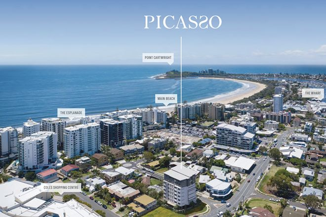 Picture of 1 Naroo Court, MOOLOOLABA QLD 4557