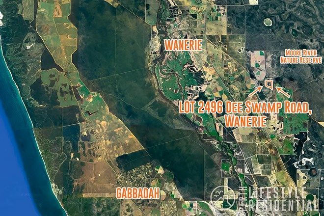 Picture of 2496 Dee Swamp Road, WANERIE WA 6503