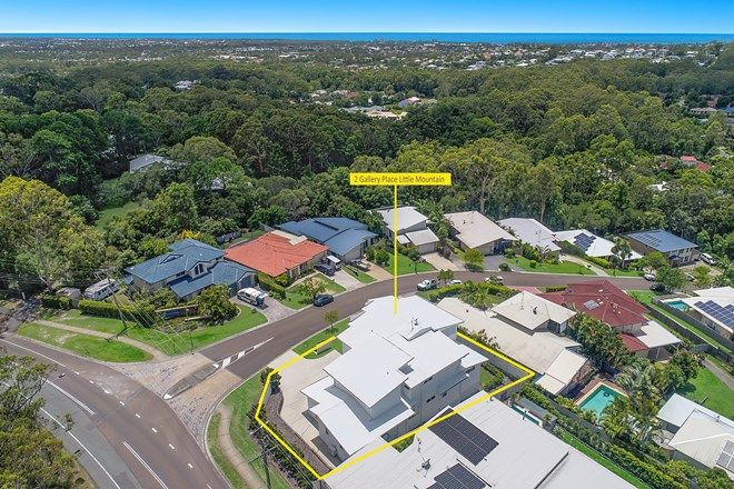 Picture of 2 Gallery Place, LITTLE MOUNTAIN QLD 4551