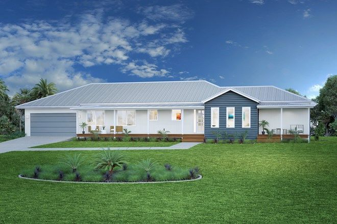 Picture of Lot 95 Diamantina Drive, BRANYAN QLD 4670