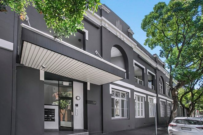 Picture of 5/9-27 Moorgate Street, CHIPPENDALE NSW 2008