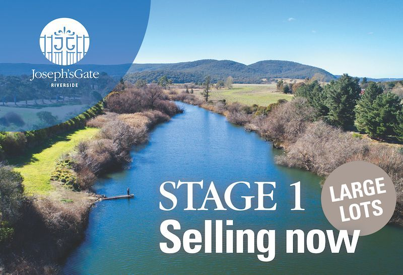 Lot 127 Josephs Gate - Taralga Road, Goulburn NSW 2580, Image 0