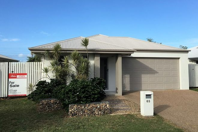 Picture of 65 MONOLITH CIRCUIT, COSGROVE QLD 4818