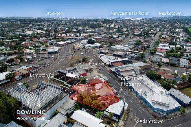 Picture of 14-18 Brunker Road, BROADMEADOW NSW 2292