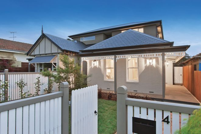Picture of 4 Campbell Grove, HAWTHORN EAST VIC 3123