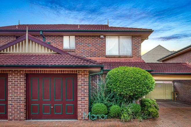 Picture of 4/7 Kenworthy Street, DUNDAS NSW 2117