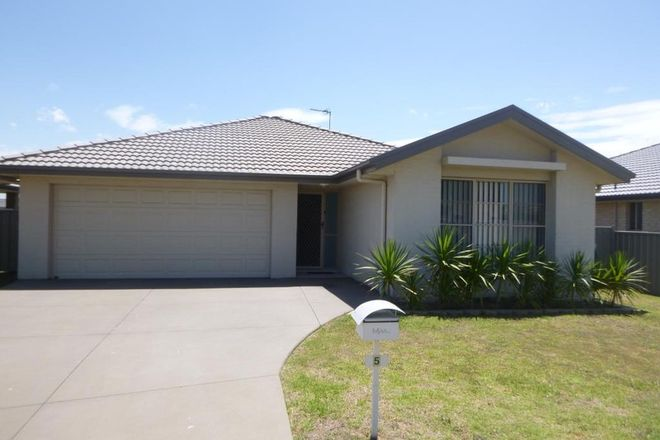 Picture of 5 BRANDO STREET, RUTHERFORD NSW 2320