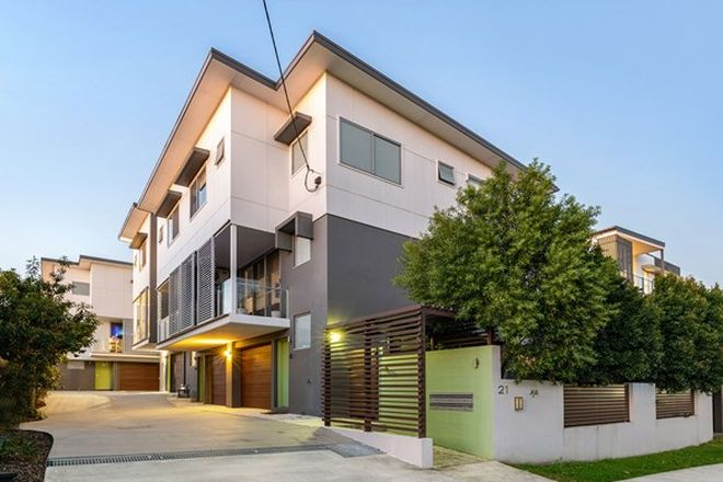 Picture of 3/21 Pickwick Street, CANNON HILL QLD 4170