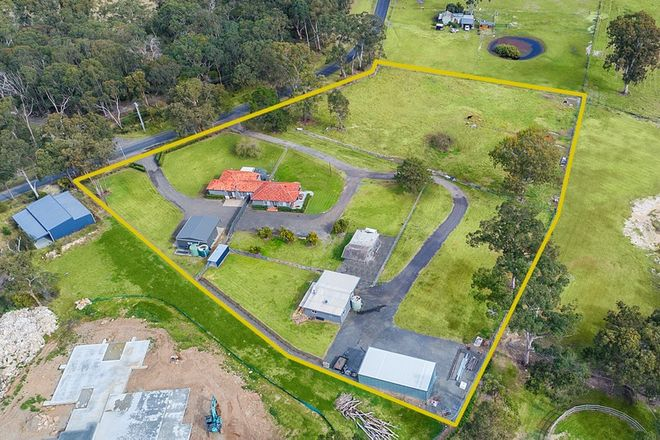 Picture of 197, 199 & 201 Stannix Park Road, WILBERFORCE NSW 2756