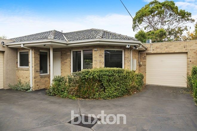 Picture of 2/3 Apex Avenue, HAMPTON EAST VIC 3188