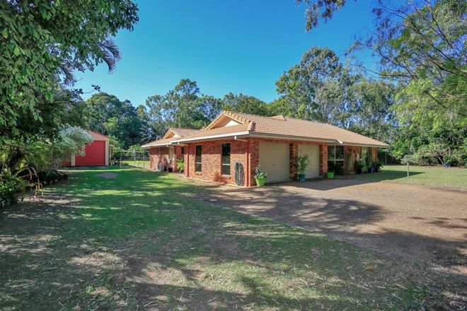 Picture of 5 Billabong Drive, GOOBURRUM QLD 4670