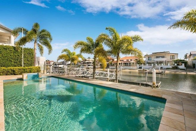 Picture of 14 Seafarer Court, PARADISE WATERS QLD 4217