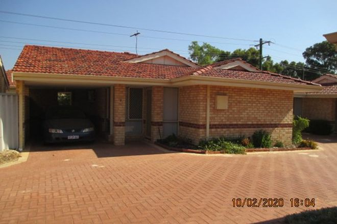 Picture of 2/41 Wroxton Street, MIDLAND WA 6056