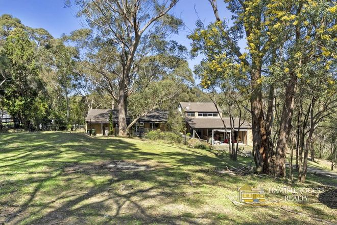 Picture of 11 Nicholii Place, KENTHURST NSW 2156