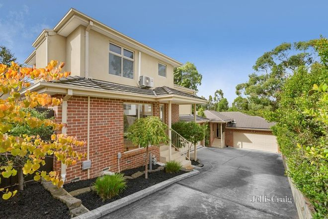 Picture of 2/24 Boronia Grove, DONCASTER EAST VIC 3109