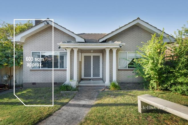 Picture of 1 Hayes Street, BENTLEIGH VIC 3204