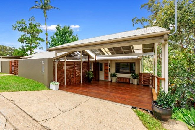 Picture of 15 Dodwell Street, HOLLAND PARK WEST QLD 4121
