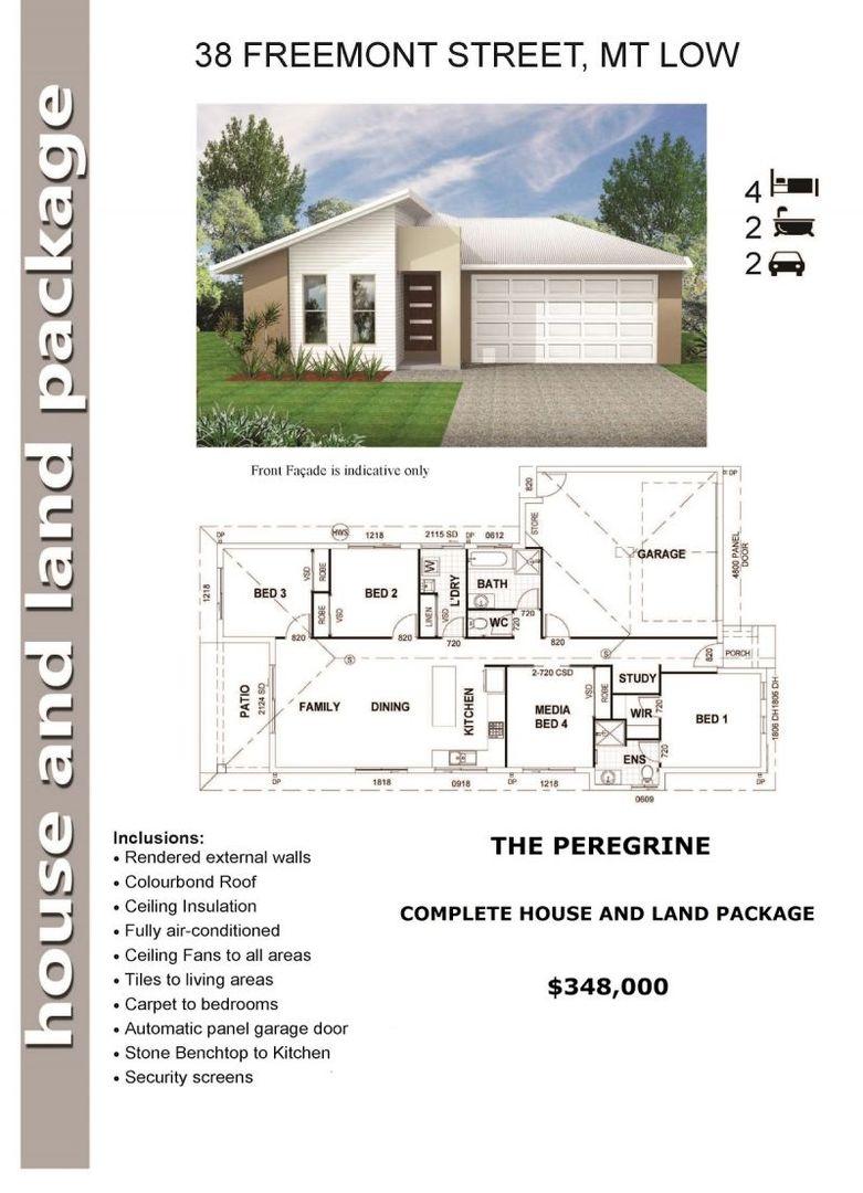 38 Fremont Street, Mount Low QLD 4818, Image 0
