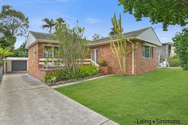 Picture of 19 Parklands Road, NORTH RYDE NSW 2113