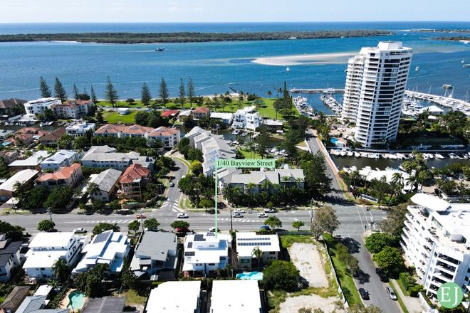 Picture of 1/40 Bayview Street, RUNAWAY BAY QLD 4216
