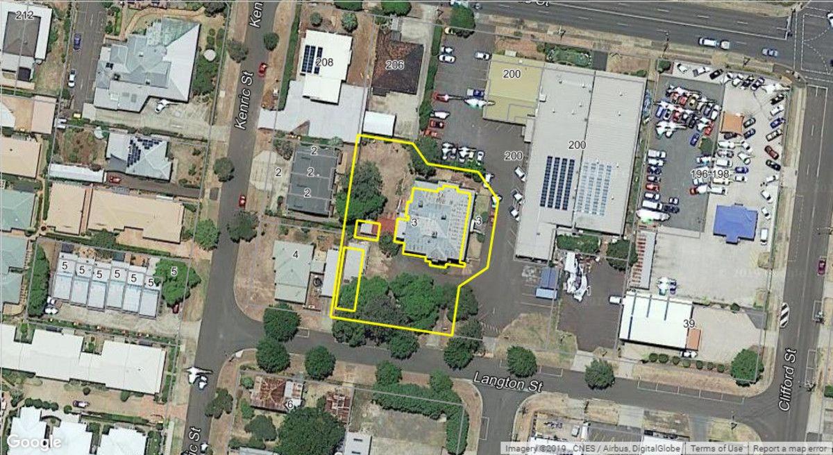 6/3 Langton Street, Toowoomba City QLD 4350, Image 0