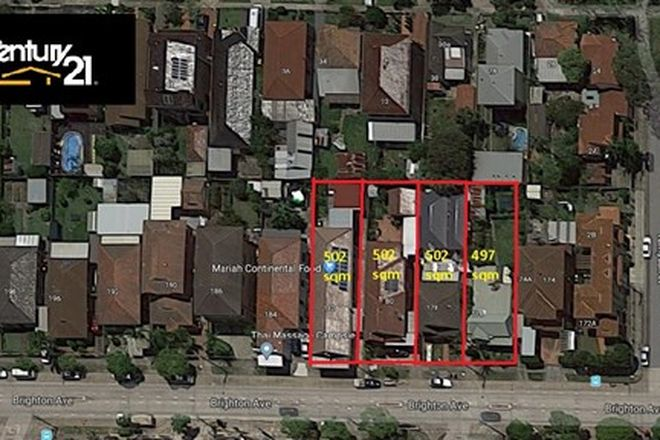 Picture of 176-182 Brighton Avenue, CAMPSIE NSW 2194