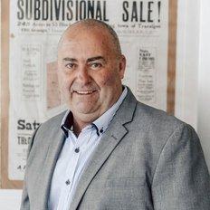 Alan Whitty, Sales representative