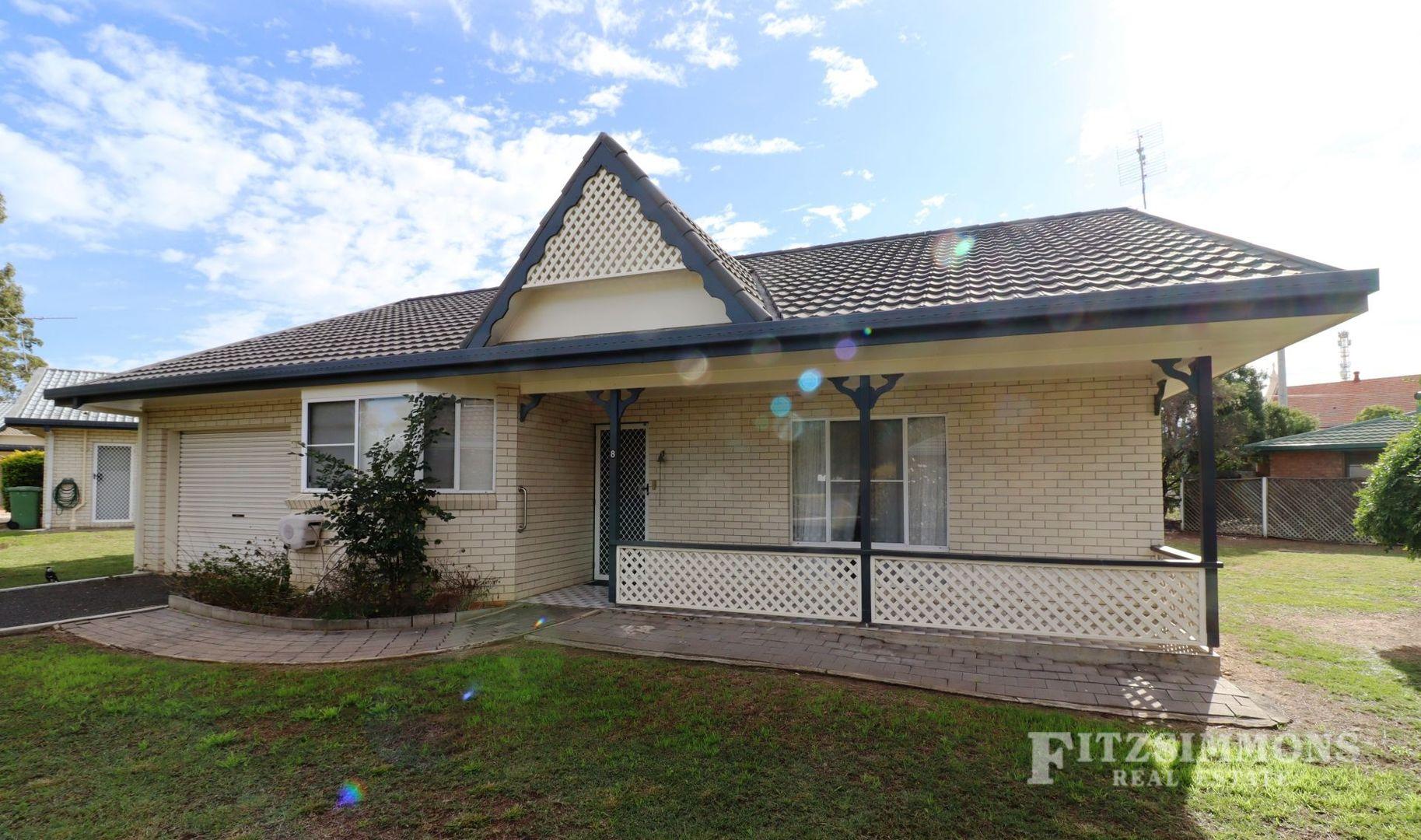 8/60 Bunya Street, Dalby QLD 4405, Image 0