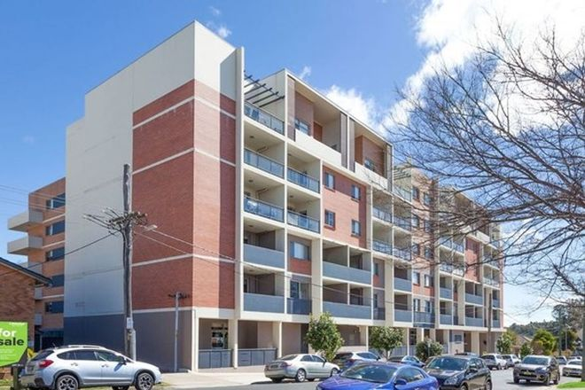 Picture of 26/3-9 Warby Street, CAMPBELLTOWN NSW 2560