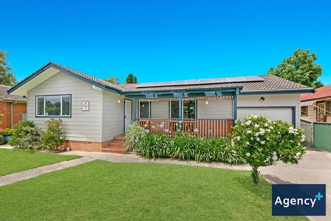 Picture of 4 Mason Avenue, HOBARTVILLE NSW 2753