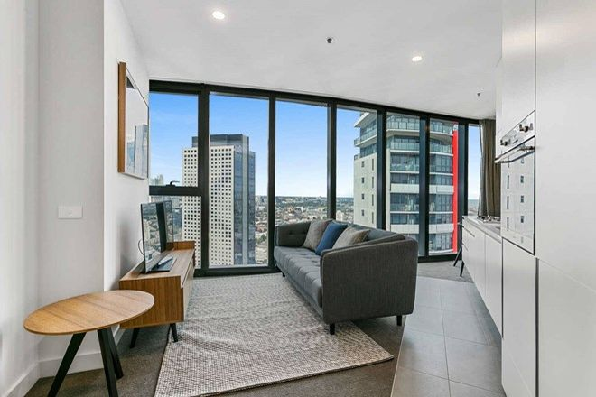 Picture of 2602/105 Clarendon Street, SOUTHBANK VIC 3006