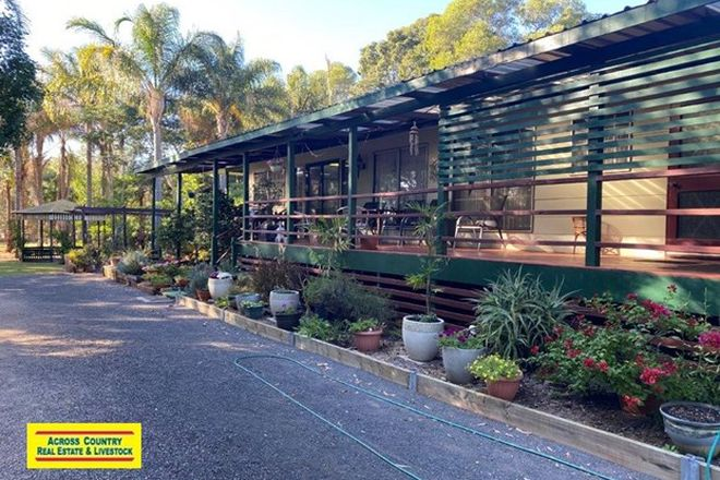 Picture of 78 Boonenne Ellesmere Rd, TAABINGA QLD 4610