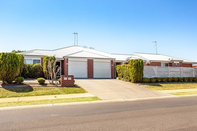 Picture of Unit 1/97 Wuth Street, DARLING HEIGHTS QLD 4350