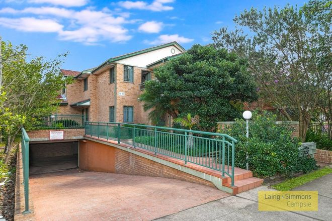 Picture of 1/38 Sixth  Avenue, CAMPSIE NSW 2194
