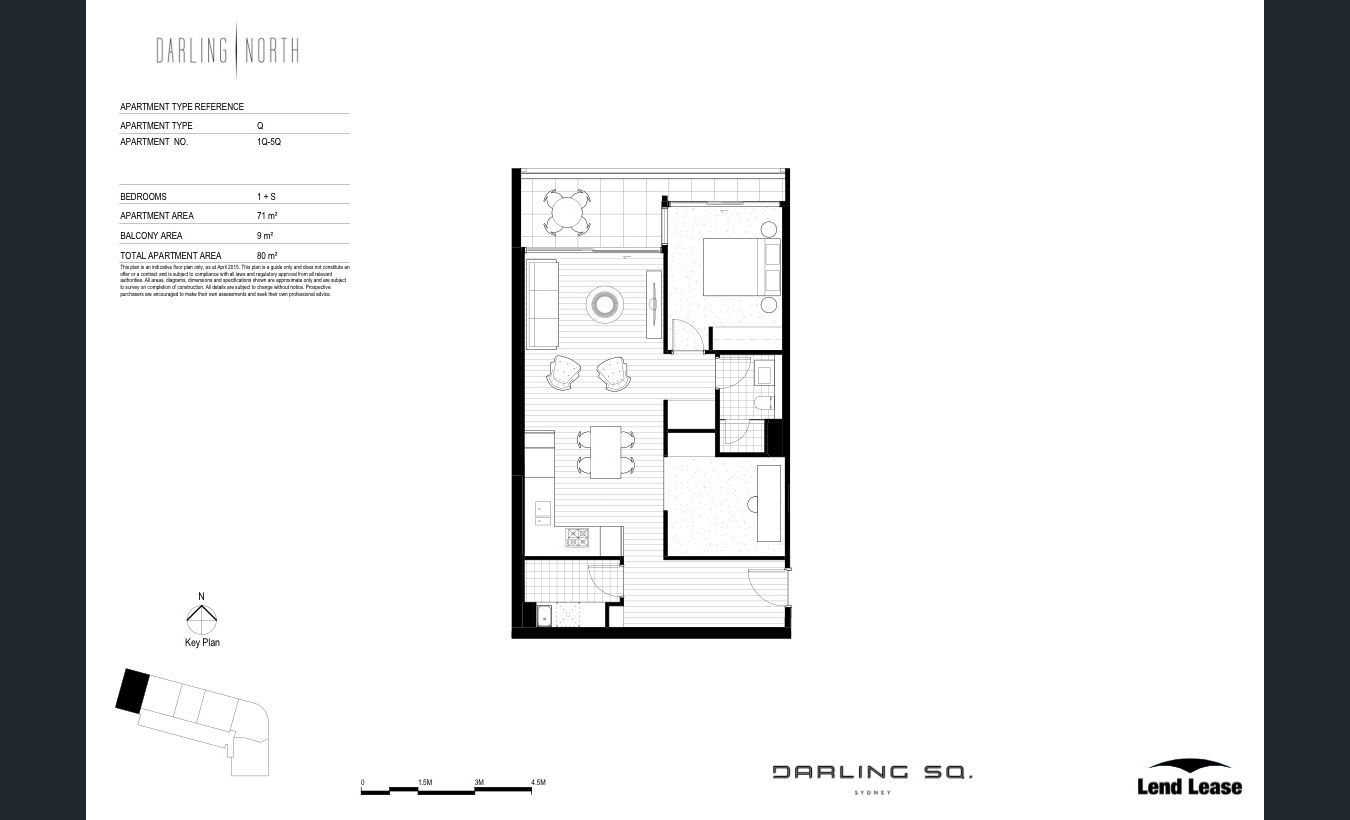 501/Darling North Darling Square, Darling Harbour NSW 2000, Image 1