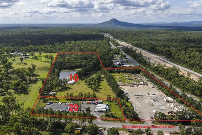 Picture of 10 & 20 Parker Road, WELLS CROSSING NSW 2460