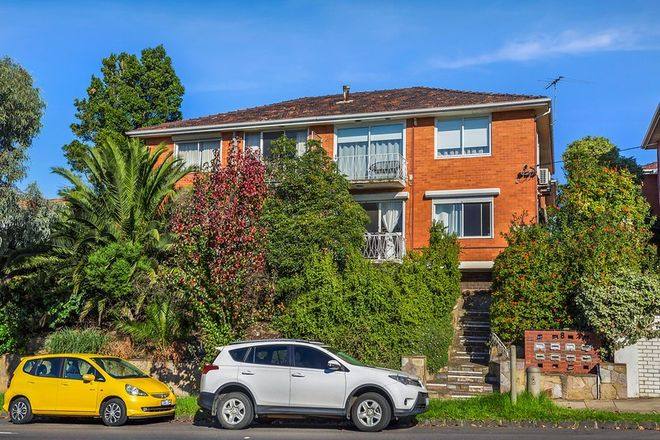 Picture of 4/8 Ormond Road, ASCOT VALE VIC 3032