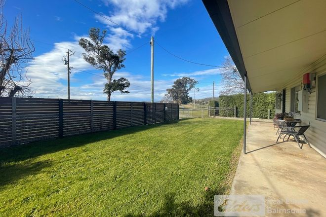 Picture of 1153 Swan Reach Road, MOSSIFACE VIC 3885