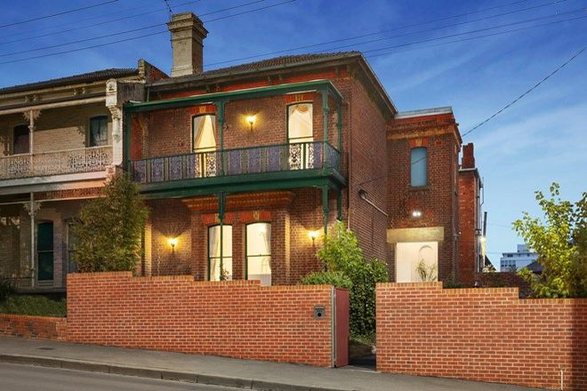 Picture of 923-925 Punt Road, SOUTH YARRA VIC 3141