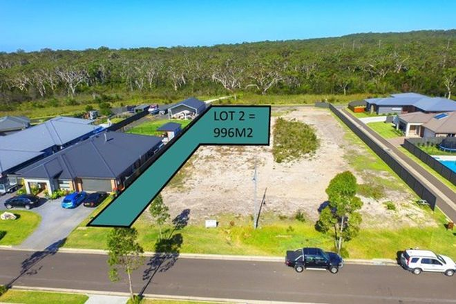 Picture of Lot 2 Moona Creek Road, VINCENTIA NSW 2540