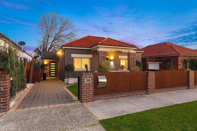Picture of 14 Francis Street, MASCOT NSW 2020