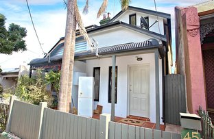 Picture of 45 Rochford Street, Erskineville NSW 2043